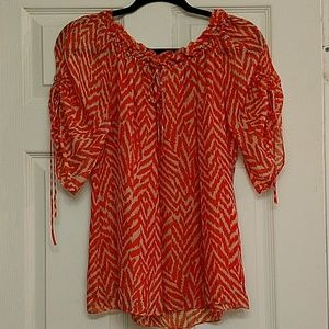 Milly Tops - Milly of NY silk blouse